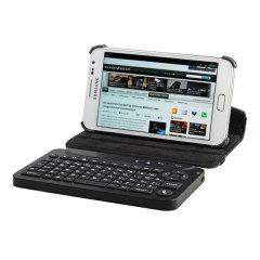 Mini Bluetooth Keyboard Case - Samsung Galaxy Note