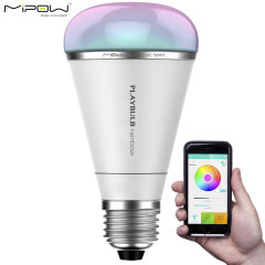 MiPOW Playbulb Rainbow Bluetooth Smart Bulb