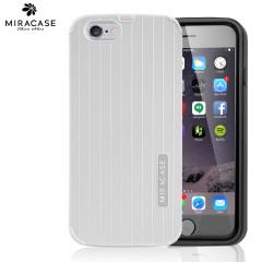 Miracase Anti-Shock Anti-Scratch iPhone 6 Shell Case - White