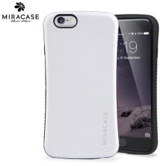Miracase Phisy Anti-Shock iPhone 6 Shell Case - White