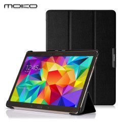 MoKo Ultra Slim Samsung Galaxy Tab S 10.5 Stand Case - Black