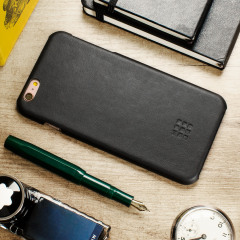 Moleskine Classic Collection iPhone 6S Plus / 6 Plus Hard Case - Black