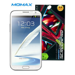 Momax Crystal Clear Screen Protector for Samsung Galaxy Note 2