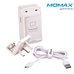 Momax U Charger for Samsung Galaxy S3 / S4 / S4 LTE