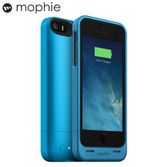 Mophie iPhone 5S / 5 Juice Pack Helium Battery Case - Blue