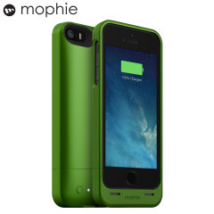 Mophie iPhone 5S / 5 Juice Pack Helium Battery Case - Green