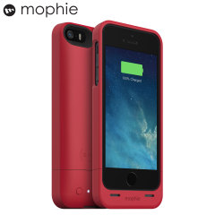 Mophie iPhone 5S / 5 Juice Pack Helium Battery Case - Red