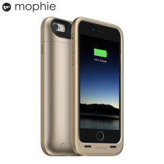 Mophie iPhone 6 Juice Pack Plus Rugged Battery Case - Gold