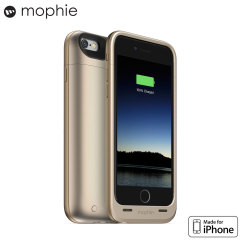 Mophie iPhone 6S / 6 Juice Pack Air Battery Case - Gold