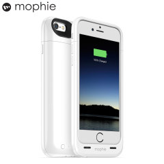 Mophie iPhone 6S / 6 Juice Pack Air Battery Case - White