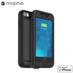 Mophie iPhone 6S / 6 Juice Pack H2PRO Waterproof Battery Case - Black