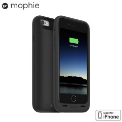 Mophie iPhone 6S / 6 Juice Pack Plus Rugged Battery Case - Black