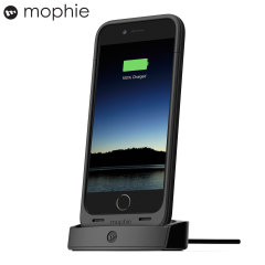 Mophie Juice Pack Compatible iPhone 6 / 6 Plus Dock - Black