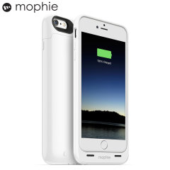 Mophie Juice Pack iPhone 6 Plus Battery Case - White