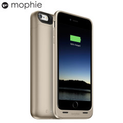 Mophie Juice Pack iPhone 6S Plus / 6 Plus Battery Case - Gold