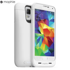 Mophie Samsung Galaxy S5 Juice Pack - White