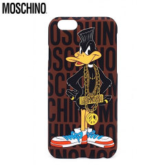 Moschino Looney Tunes iPhone 6 / 6S Case - Daffy Duck