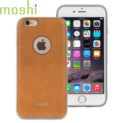 Moshi iGlaze Napa iPhone 6S / 6 Vegan Leather Case - Beige