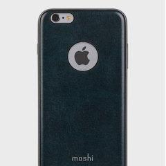 Moshi iGlaze Napa iPhone 6S Plus / 6 Plus Vegan Leather Case - Blue