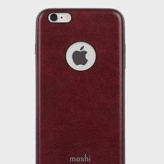Moshi iGlaze Napa iPhone 6S Plus / 6 Plus Vegan Leather Case - Red