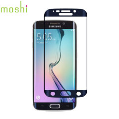 Moshi iVisor AG Samsung Galaxy S6 Edge Screen Protector - Black