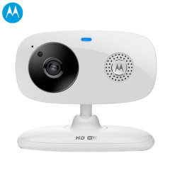 Motorola Focus 66 WiFi HD Audio and Video Home Security Camera