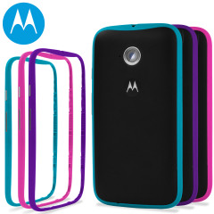 Motorola Moto E 2nd Gen Color Bands - Turquoise, Purple, Raspberry