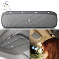 Motorola Roadster Pro In-Car Bluetooth Hands-free Kit