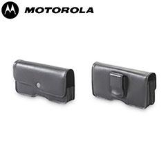 Motorola SG-ES4021210-01R ES400 Leather Holster