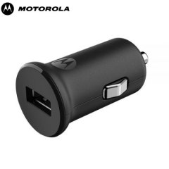 Motorola TurboPower 15 Car Charger - Black