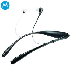 Motorola Universal Buds Wireless Bluetooth Stereo Headset - Black
