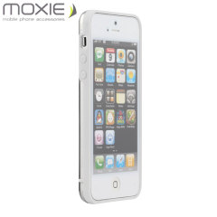 Moxie Plexiglass Case for iPhone 5S / 5 - 100% Clear