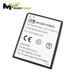 Mugen HTC Desire 310 Extended Battery - 2100mAh