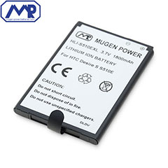 Mugen HTC Desire S Extended Battery  - 1800mAh