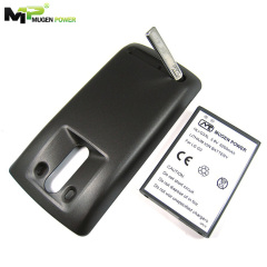 Mugen LG G3 Extended Battery Case 6200mAh - Black