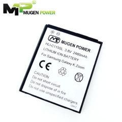 Mugen Power Samsung Galaxy K Zoom Extended Battery - 2480mAh
