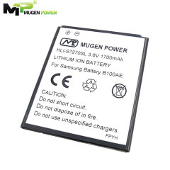 Mugen Samsung Galaxy Ace 3 Extended Battery - 1700mAh