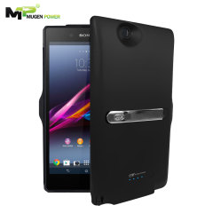 Mugen Sony Xperia Z Ultra Extended Battery Case 4000mAh - Black