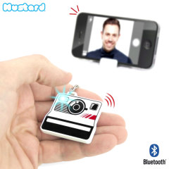 Mustard SELFIEME Bluetooth Remote Camera Shutter
