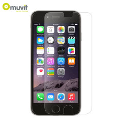 Muvit 2 Pack Matte & Glossy iPhone 6 Screen Protectors