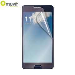 Muvit 2 Pack Matte & Glossy Samsung Galaxy A5 Screen Protectors
