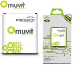 Muvit 2800mAh Samsung Galaxy S5 Standard Battery