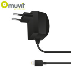 Muvit MFI Lightning EU Mains Charger - 1A