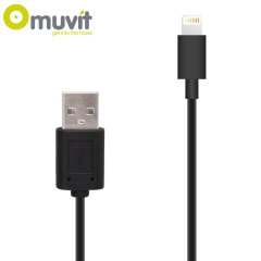 Muvit MFI Lightning Sync & Charge Cable - 1M