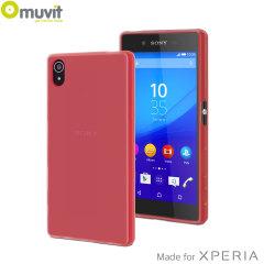 Muvit MFX MiniGel Sony Xperia Z5 Case - Pink