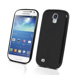 Muvit miniGEL Case for Samsung Galaxy S4 Mini - Black