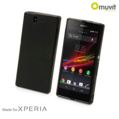 Muvit miniGEL Case for Xperia Z - Black