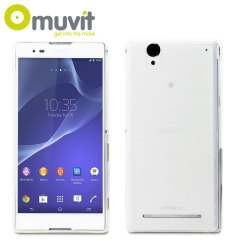 Muvit Sony Xperia T2 Ultra miniGEL Case - Transparent
