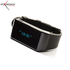 MyKronoz ZeWatch Bluetooth Smartwatch - Black