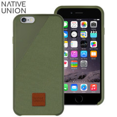 Native Union CLIC 360 iPhone 6 / 6S Protective Case - Olive